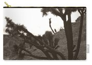 Framed By The Branches Carry-all Pouch