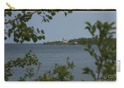 Framed Lighthouse Carry-all Pouch