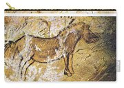 France And Spain: Cave Art Carry-all Pouch