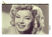 Frances Langford, Vintage Actress Carry-all Pouch