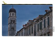 Franciscan Monastery Tower - Dubrovnik Carry-all Pouch