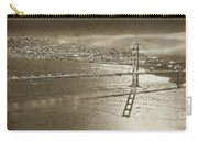 Francisco Sky Line Vintage  Carry-all Pouch