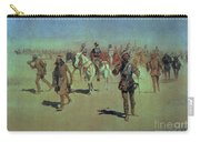 Francisco Vasquez De Coronado Making His Way Across New Mexico Carry-all Pouch