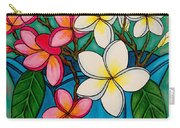 Frangipani Sawadee Carry-all Pouch