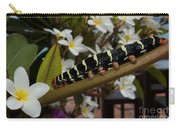 Frangipani Tree And Caterpillar Carry-all Pouch