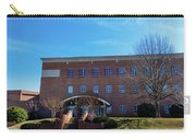 Frank Family Science Center At Guilford College Carry-all Pouch