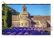 All Purple, Cistercian Abbey Of Notre Dame Of Senanque, France  Carry-all Pouch