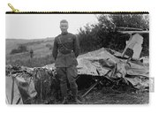 Frank Luke - Ww1 Fighter Ace Carry-all Pouch