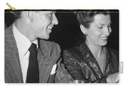 Frank Sinatra And Nancy Carry-all Pouch