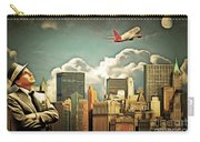 Frank Sinatra Fly Me To The Moon New York 20170506 V3 Carry-all Pouch