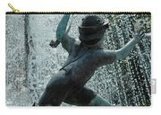 Frankenmuth Fountain Boy Carry-all Pouch