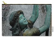 Frankenmuth Fountain Girl Carry-all Pouch