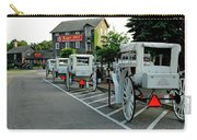 Frankenmuth Michigan Carriages At The Mill Carry-all Pouch