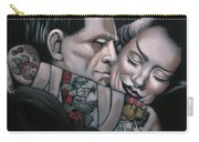 Frankenstein And Wife  Carry-all Pouch