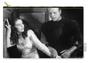 Frankensteins Monster Molests Young Girl Boris Karloff Carry-all Pouch