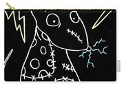 Frankenweenie Sparky Uv Carry-all Pouch