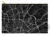 Frankfurt Germany Dark Map Carry-all Pouch