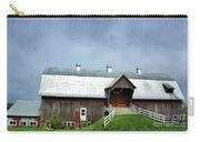 Franklin Barn By The Lake Carry-all Pouch