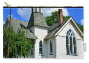 Franklin Square Church Vertical Carry-all Pouch