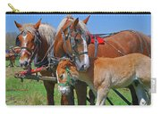 Franklinville Plowfest 1417b Carry-all Pouch
