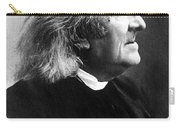 Franz Liszt, Hungarian Composeir Carry-all Pouch