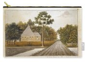 Fraser  Charles   Meeting House In Prince Williams Parish From Untitled Sketchbook Carry-all Pouch