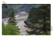 Fraser River British Columbia Carry-all Pouch
