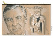 Fred Rogers Carry-all Pouch