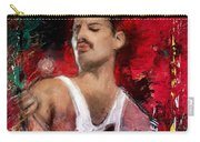 Queen Freddie Mercury Carry-all Pouch