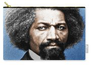 Frederick Douglass Painting In Color  Carry-all Pouch