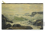 Frederick Judd Waugh 1861   1940 Coast Of Maine Carry-all Pouch
