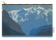 Frederick Judd Waugh  American  1861 1940  Northwest Coast Carry-all Pouch