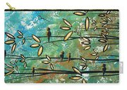 Free As A Bird By Madart Carry-all Pouch