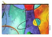 Free At Last Original Art By Madart Carry-all Pouch