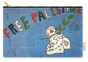 Free Palestine Peace Carry-all Pouch