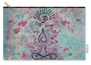 Yoga Artwork  Carry-all Pouch