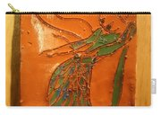 Freedom Of Dance - Tiled Carry-all Pouch