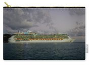 Freedom Of The Seas Carry-all Pouch