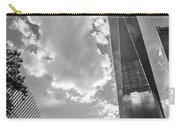 Freedom Tower Bw Carry-all Pouch