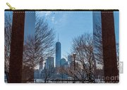 Freedom Tower Framed Carry-all Pouch