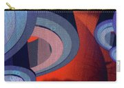 Freeman Street Flying Disks Carry-all Pouch