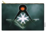 Freemason Symbol By Raphael Terra Carry-all Pouch