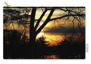 Freeport, Maine Sunset Carry-all Pouch