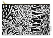 Freestyle 3 Abstract Carry-all Pouch