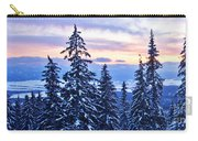 Freezing Sunset 14 Carry-all Pouch