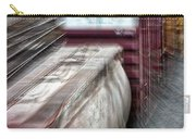 Freight Train Abstract Carry-all Pouch