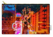 Fremont Street For One From The Heart Carry-all Pouch