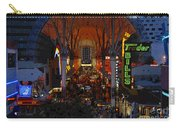 Fremont Street Nevada Carry-all Pouch