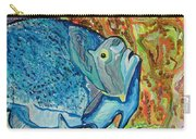 French Angle Fish Carry-all Pouch