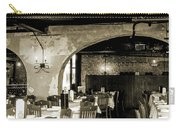 French Country Restaurant 2 Carry-all Pouch